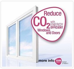 Click here for Rehau's Energy Efficient Windows and Doors