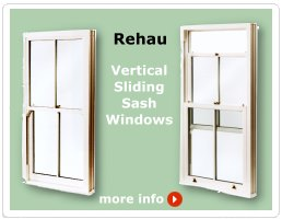 PVCu Vertical Sliding Sash Window 1