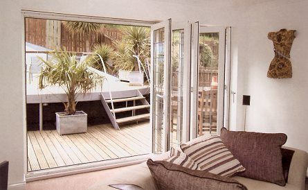 Rehau Multi-Fold Door